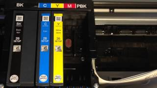 How to Clean Epson Expression Premium XP500 XP600 XP700 XP800 series Printers