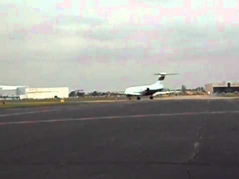 New Air Panama Jet