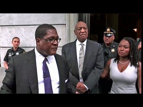 Raw Video: Statements and Reactions to Cosby Case Mistrial