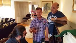Μανώλης Μπαρμπεράκης | Κυριάκος Παπαδόπουλος - Θα σε σβήσω