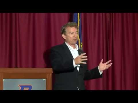 Rand Paul FULL Speech in Boise, Idaho