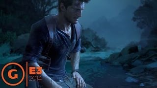 Uncharted 4: A Thief's End - Naughty Dog Interview - E3 2014