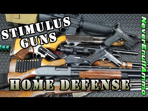 Stimulus Guns - Self Defense Rifle, Pistol & Shotgun from YouTube · Duration:  3 minutes 43 seconds