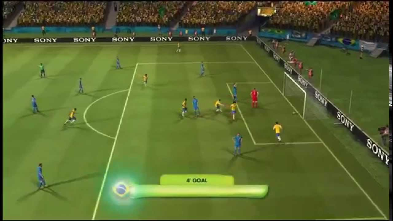 2014 FIFA World Cup Brazil for PS3 Game Reviews