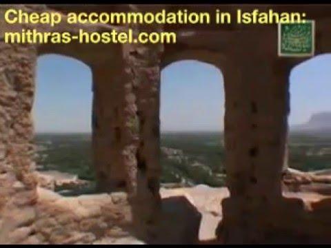 Atashgah Fire Temple (Places to visit in Isfahan, Iran)