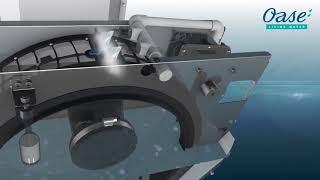 Барабанний біомеханічний фільтр OASE ProfiClear Compact M