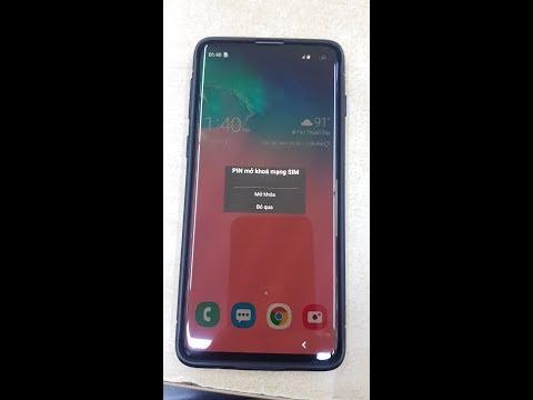 G973U Unlock | Samsung S10 AT&T G973U Mở Mạng