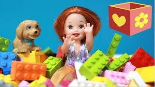 Lego friends  Bellboxes  Build setup for girls