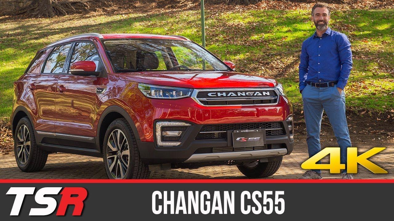 Changan Cs55 2019 Agustin Casse Youtube