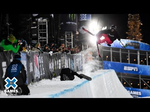 FULL BROADCAST: Women's Ski SuperPipe | X Games Aspen 2019