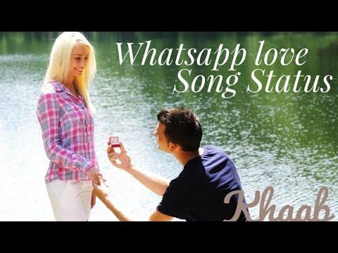 whatsapp love song status in Punjabi | Punjabi love song video khaab | cute  romantic song status