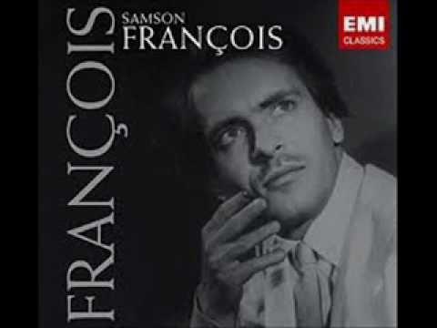 "Samson François & Pierre Barbizet play Ravel ""Ma Mère l'Oye"""