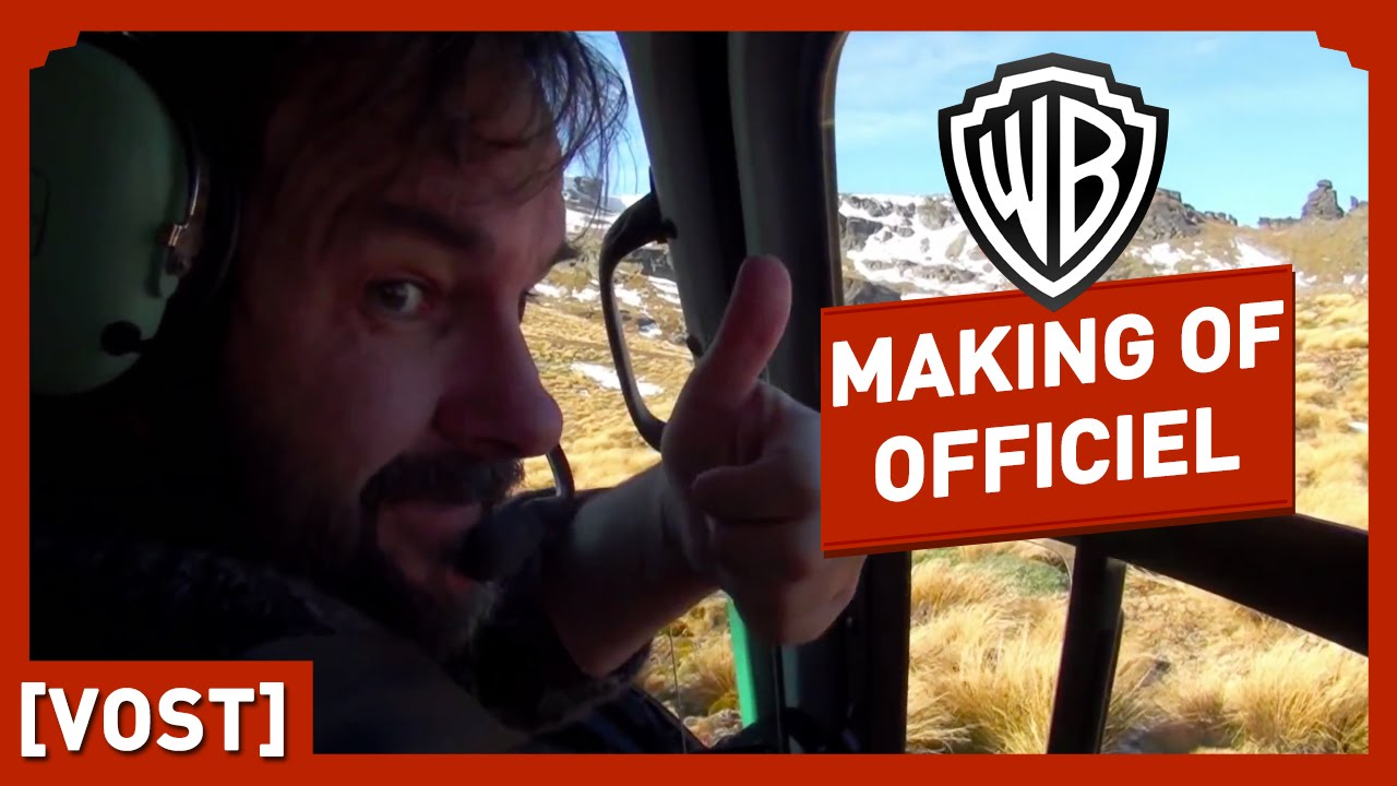Le Hobbit - Making Of (VOST) / Journal de Bord 2 - Peter Jackson