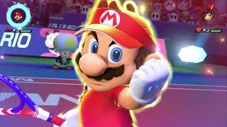 Mario Tennis Aces - Refined Tennis Trailer - New Characters & Gameplay (Nintendo Direct)