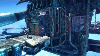 Enslaved: Odyssey to the West Walkthrough - Chapter 1 [HD] (X360/PS3)
