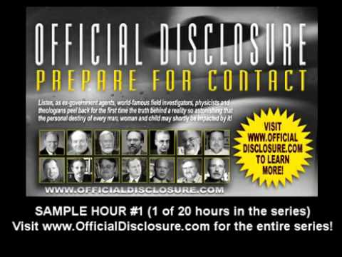 Disclosure Of Alien Life Imminent HOUR 1 PART 1