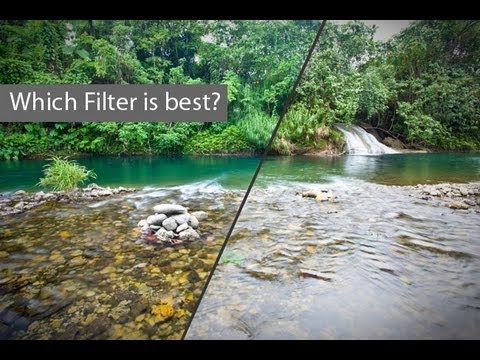 Photography Filters - Which one is best?