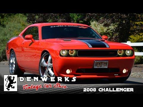 2008 dodge challenger srt8 arrington 426 hemi 700hp youtube. Black Bedroom Furniture Sets. Home Design Ideas