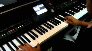 SONG Aayega Aanewala on piano by Rohan Mishra.