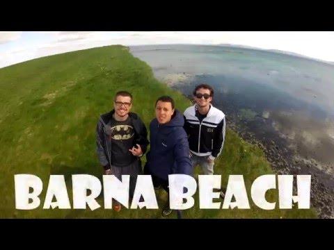 Barna Beach - Mini Cliffs em Galway