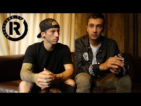 Twenty One Pilots Talk Their 'Cancer' Cover