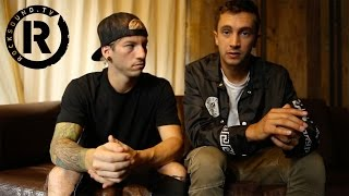 Twenty One Pilots Talk Their