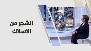 احمد الجندي - الشجر من الاسلاك