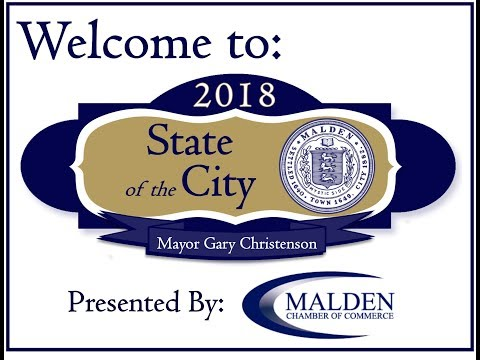 Mayor Gary Christenson's 2018 State of the City Address