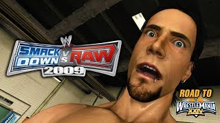"WWE Smackdown vs Raw 2009 - ""ECW CHAMPIONSHIP TOURNAMENT"" (RTWM #3)"