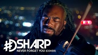 Download DSharp - Never Forget You - MNEK & Zara Larsson (Cover) MP3 song and Music Video