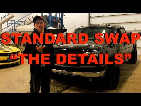 STANDARD SWAP ZF6: Tunes & MORE Explained!