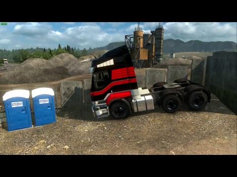 LIVE #EST - Expresso Super Truck na DLC Special Transport