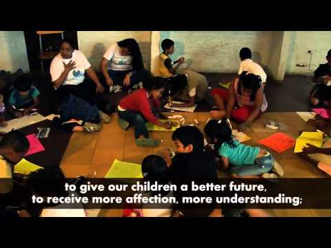 Voices from Colombia - COTA's support for vulnerable children - PART 1 of 2