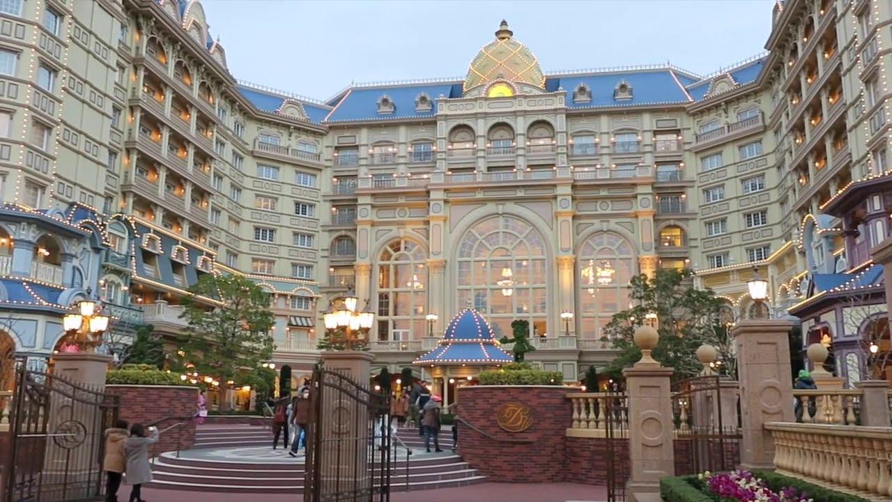 A Brief Look At Tokyo Disneyland Hotel