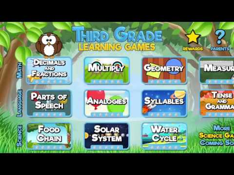 Third Grade Learning Games Apps On Google Play