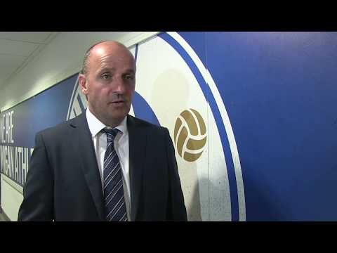 THE FIRST INTERVIEW: Paul Cook named Wigan Athletic manager