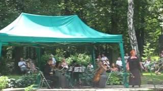 """Koncerty promenadowe """"Od Bacha do Beatlesów"""" w Parku im.T.Kościuszki w Katowicach"""