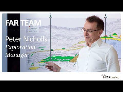 Peter Nicholls - Exploration Manager