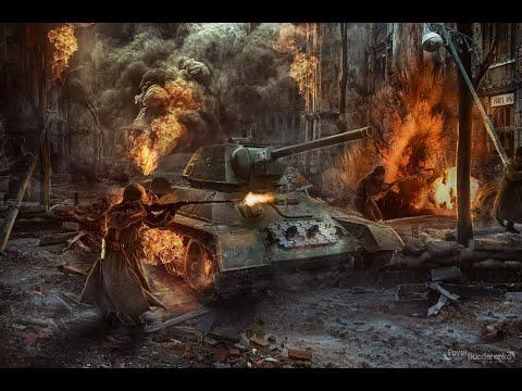 Клип ★Курская битва★[Sabaton - Panzerkampfv]