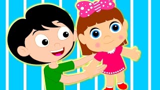 Miss Polly Had A Dolly | Nursery Rhymes For Kids And Childrens | Baby Songs