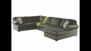 Signature Design By Ashley Jessa Place Sectional Sofa