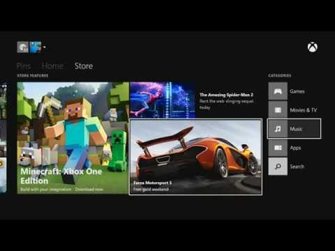 Save How to play a video from USB on the Xbox One Screenshots