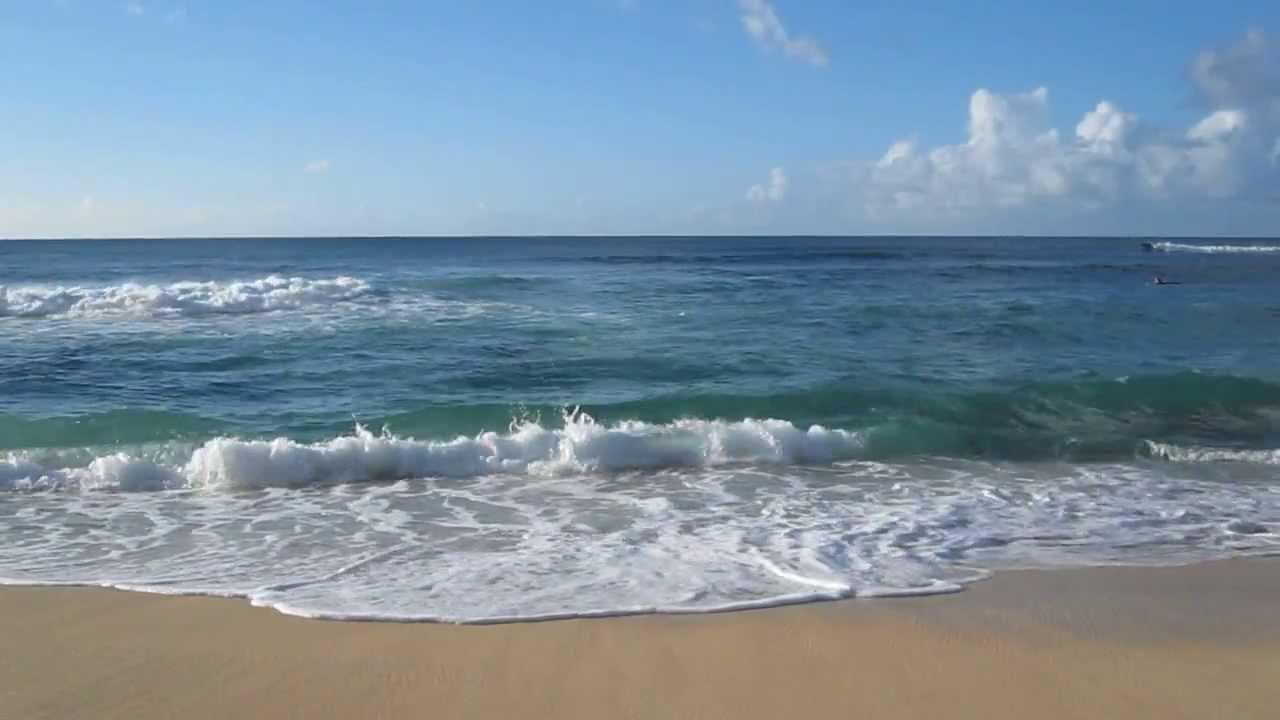 Sunset Beach Waves North S Oahu Hawaii December 2017