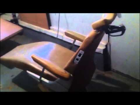 Vintage Dentist Chair Koala Kare High Antique Dental Chairs For Sale Youtube