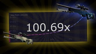Hitting the impossible 100x.. *crazy win*