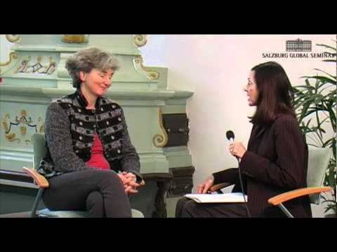 On the Untersberg: Fiona Godlee, Editor in Chief, British Medical Journal