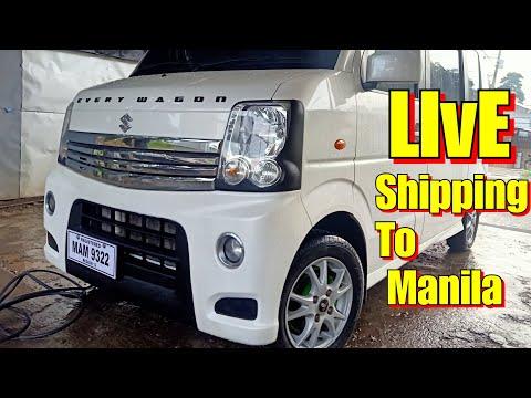 Shipping Manila