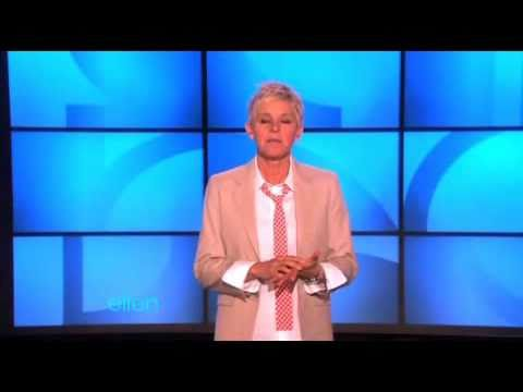 Ellen's Monologue - Administrative Assistants Day