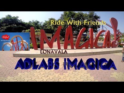 Adlabs Imagica ! Ride ! Lonavala