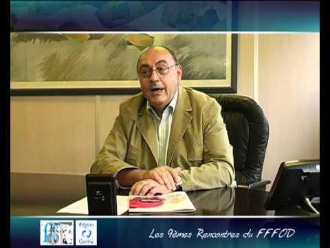 Les 9es Rencontres du FFFOD à Orléans - Jacques Fayet